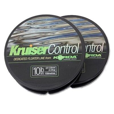 Brand New Korda Kruiser Control Floater Fishing Line - All Breaking Strains • 5.47£