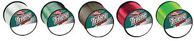 Berkley Trillene Big Game Fishing Line 10lb-100lb Clear,Green Brown,Red,Solar • 8.99£