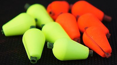 10 Teardrop Strike Indicator  / Bung Fish Pimp , Fly Fishing, Trout, Float,trout • 6.29£
