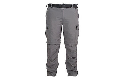 Preston Innovations Zip Off Cargo Pants - Trousers All Sizes • 34.99£