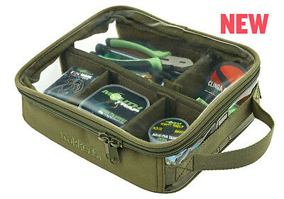 Trakker NEW Bitz Pouch Tackle Bag All Sizes *FREE POST* • 14.99£