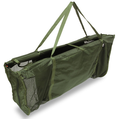 Carp Floating Weighing Sling Deluxe Fishing Sling With Zipper Sides Ngt • 28.95£
