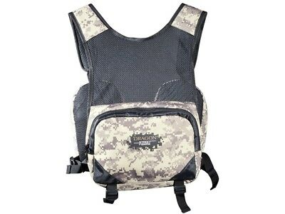 Dragon Street Fishing Tech Vest With Exchangeable Bags  • 33.04£