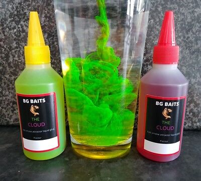 Goo Bait Smoke Glug/dip  100ml Bottles Goo Alternative  Pva Friendly • 7.99£