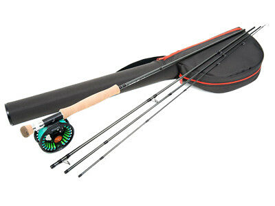 Guideline Laxa Seatrout 9'6ft AFTM #7 Reel Rod Combo Fly Fishing  • 192.39£