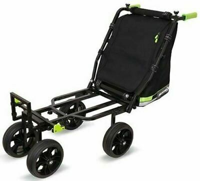 Matrix 4 Wheel Transporter Match Fishing Barrow Trolley NEW • 159.95£