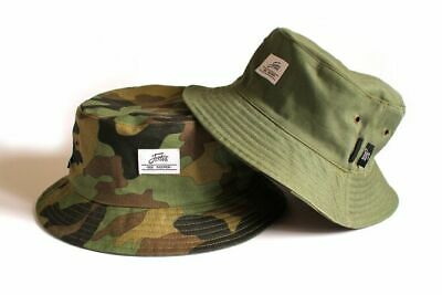 Fortis NEW Reversible Bucket Hat -*Both Sizes Available*- Carp Fishing Headwear • 19.99£