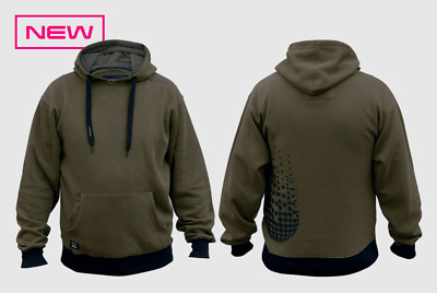 Sticky Baits NEW Dark Green Pullover Hoody -*All Sizes Available*- FREE POSTAGE • 34.99£