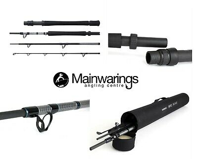 Shimano Stc Travel Boat Rods - New 2020 Model! • 139.99£