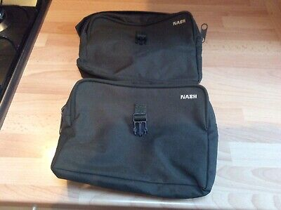 2x Nash Clip On Pouches/reel Pouches Used Carp Fishing Gear  • 16£