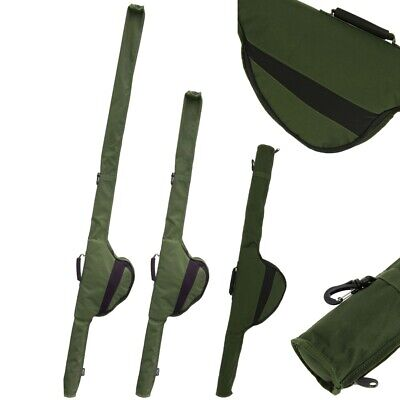 NGT ROD HOLDALL SLEEVES 8ft 10ft 12ft CARP FISHING ROD SLEEVE HOLDALL BAG • 27.90£