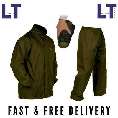 Vass NEW Waterproof Jacket & Trouser Set -*All Sizes Available*- FREE DELIVERY • 39.95£