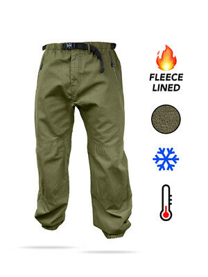 Fortis NEW Fleece Lined Trail Pant / Trouser -*All Sizes Available*- • 64.99£