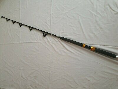 Technofish Stand Up Trm Rod 50/80 6ft **made In Italy**big Game Trolling Tuna  • 195£