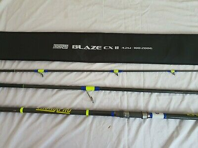 TRONIXPRO BLAZE CX11 4.2 100G TO 200G **latest Model** Ex Disp • 225£