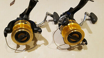 Shimano 4000D Baitrunners (selling As A Pair) • 49£