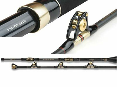 Shimano Tld A 50lb Roller Stand Up Boat Rod - Big Game Fishing! • 199.99£