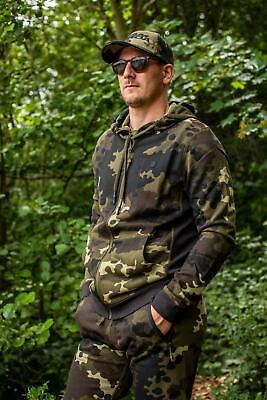 Korda NEW Kamo Zip Hoodie - *All Sizes Available* - Lavender Tackle • 49.99£