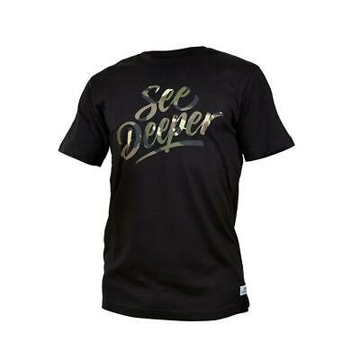 Fortis NEW See Deeper T-Shirt -*All Colours Available*- Lavender Tackle • 19.99£