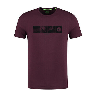 Korda NEW Scenik T-Shirt *All Sizes Available* - Lavender Tackle -  • 19.99£