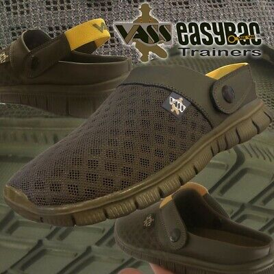 Vass NEW 'Easy-Bac- Khaki Trainer *All Sizes Available* - Lavender Tackle -  • 32.95£