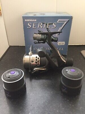 Drennan Series 7 Float Fishing Reel With Box Match Feeder Fishing • 23£