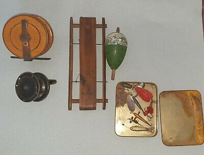 Antique/Vintage Fishing Tackle Collection.  • 17.99£