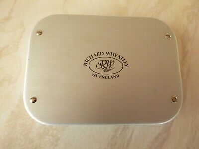Richard Wheatley Fly Box For Salmon & Seatrout Flies. • 35£