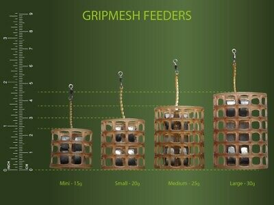 Drennan NEW Gripmesh Feeder *All Sizes Available* - Lavender Tackle -  • 1.90£