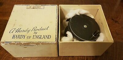 1950s HARDY 4  SALMON PERFECT. BOXED.  • 439£