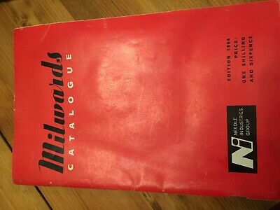 Milwards  1964 Fishing Tackle Catalogue - Preowned • 5£