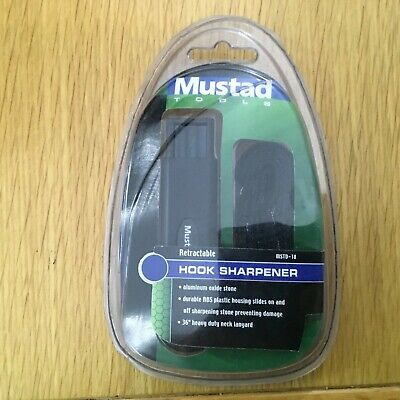 Mustad Hook Sharpener - NEW. • 4.99£