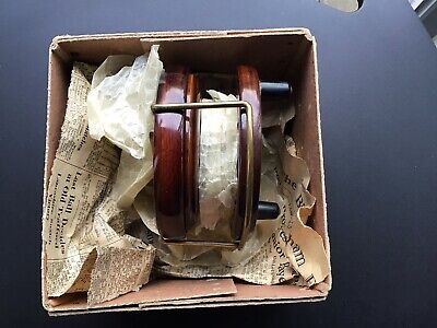 "Albert Smith And Co 4"" Antique Fishing Reel • 135£"