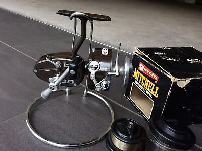 Very Rare Classic Mitchell MATCH 841 Fishing Reel • 78£