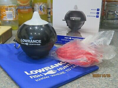 Lowrance Fish Hunter Pro Castable Fish Finder • 90£