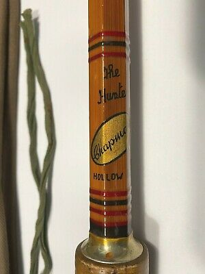 R Chapman & Company The Hunter Cane Rod • 65£