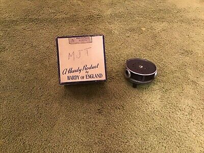 """HARDY PERFECT 3 1/8"""" Trout Fly Reel Ambidextrous • 200£"""
