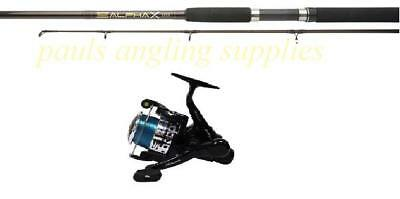 Shakespeare 9 Ft Beta Fishing Spinning Rod & Beta Reel With Line • 38.23£