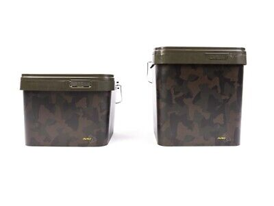 Brand New Avid Camo Buckets - 10 Litre Or 17 Litre • 9.49£