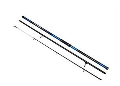 OAKWOOD 15ft 3 Piece  Beachcaster Sea Beach Fishing Rod   • 32.72£