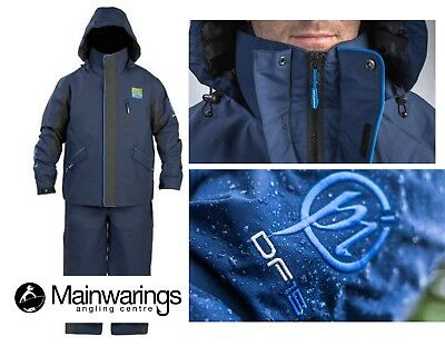 Preston Df15 Suits - Fully Waterproof & Breathable - Sale Price! • 109.99£