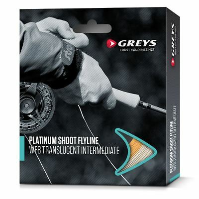 Greys Platinum Shoot Fly Line • 21.10£