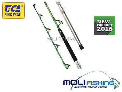 D1100099 Fishing Rod Drifting Big Game Tica Wasabi Speed Roller 30 Lb Tuna • 152.25£