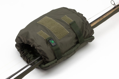 Thinking Anglers NEW Olive Green Reel Pouch *TARP* - Lavender Tackle -  • 12.99£