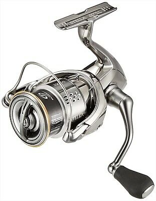 Shimano Reel Spinning Reel 18 Stella 2500S Fishing Goods Genuine From JAPAN NEW • 572.39£