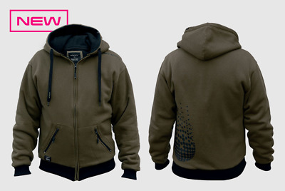 Sticky Baits NEW Dark Green Zipped Hoody -*All Sizes Available*- FREE POSTAGE • 39.99£