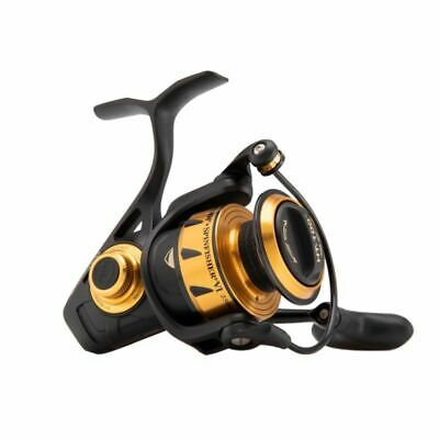 Penn Spinfisher Vi 2500 Spin Fixed Spool Reel • 109.99£