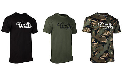 Wofte NEW Est.11 T-Shirts -*All Colours & Sizes Available*- Carp Fishing • 19.99£