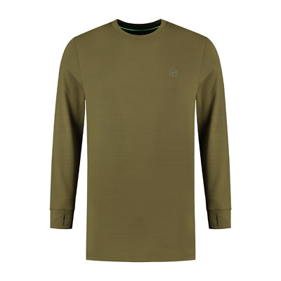 Korda NEW Kore Thermal LS Shirt -*All Sizes Available*- Carp Fishing Clothing • 22.95£