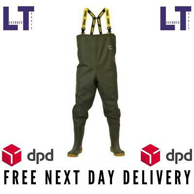 Vass-Tex NEW 700E Chest Waders -*All Sizes Available*- FREE NEXT DAY DELIVERY • 74.99£